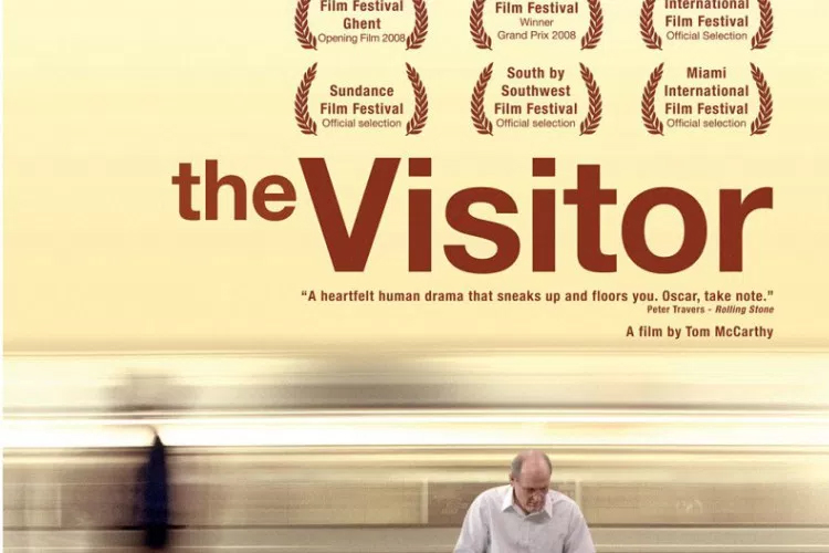 The Visitor movie poster