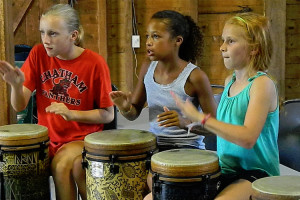 West African Dance and Drum Workshop