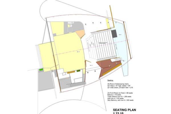 PS21 Phase 2: Seating Plan