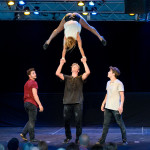 PS21 2015 Circus Light Up Troy stage 4