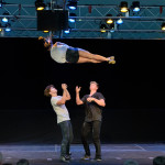 PS21 2015 Circus Light Up Troy stage 7