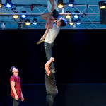 PS21 2015 Circus Light Up Troy stage 8