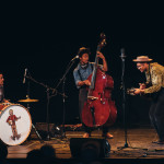 PS21 2015 Dom Flemons trio cooking