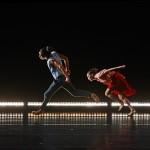 PS21 2015 Gallim Dance Duet backstriplights running
