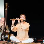 PS21 2015 Indian Concert Steve Gorn flute