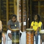 PS21 2015 WEST AFRICAN DANCE & DRUM WORKSHOP 1 photo J Grunberg