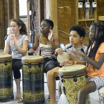 PS21 2015 WEST AFRICAN DANCE & DRUM WORKSHOP 7 photo J Grunberg