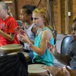 PS21 2015 WEST AFRICAN DANCE & DRUM WORKSHOP 8 photo J Grunberg