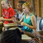 PS21 2015 WEST AFRICAN DANCE & DRUM WORKSHOP 9 photo J Grunberg