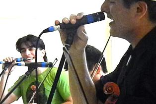 Villalobos Brothers Community Concert
