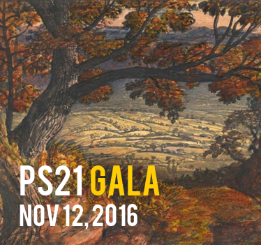 PS21 Gala on Nov. 12, 2016