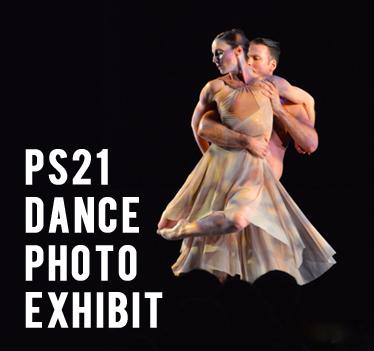 PS21 Dance Photo Exhibit