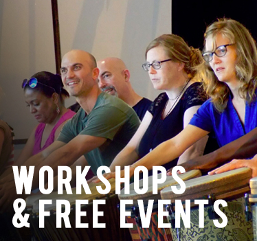 PS21 Workshops and Free Events