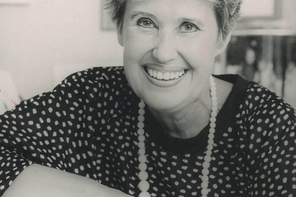 Erma Bombeck Smiles