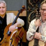Eliot Fisk, guitar & Yehuda Hanani, cello