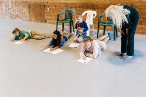 Theater Arts/Playwriting Intensive