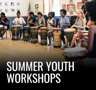 Summer Youth Workshops